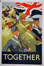 british wwii propaganda posters