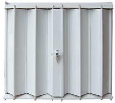 accordion shutter