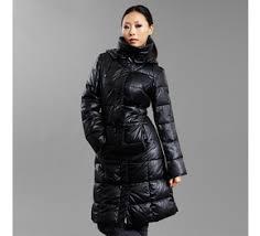 long puffy coat
