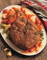 pot roasts