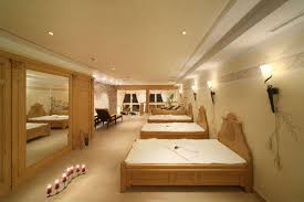 relaxation rooms