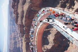 the hualapai tribe and skywalk