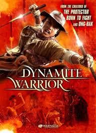 dynamite warrior dvd