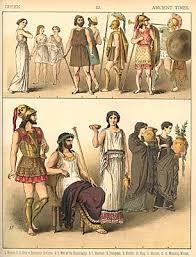 fashion in greece