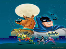 batman scooby doo