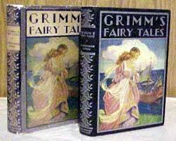 grimm brothers books