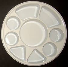 disposable platter
