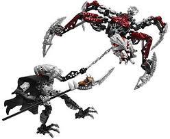 bionicle fenrakk