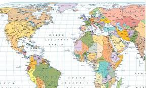 printable world atlas