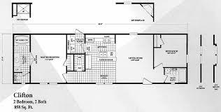mobile homes floor plans