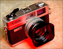 manual film camera