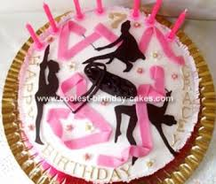 gymnastic birthday
