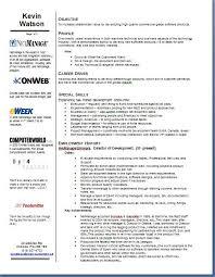 great resume