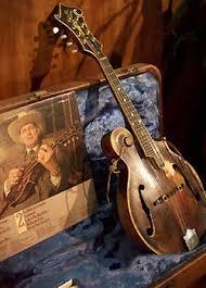 bill monroe mandolin
