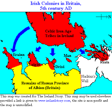 irish empire