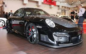 porsche 911 turbo tuning