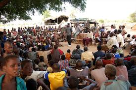 refugee camps africa