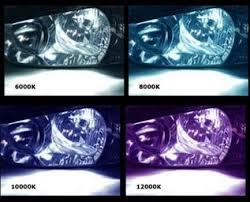 luces de xenon