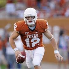 college football texas longhorns