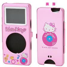 hello kitty ipod cases