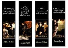 bookmarks of twilight