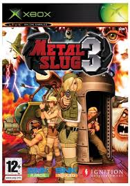 metal slug 3 xbox