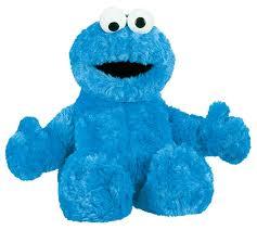 cookie monster teddy