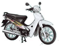 honda wave motorcycles