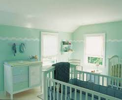 baby nursery colours