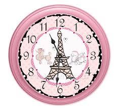 eiffel tower clocks