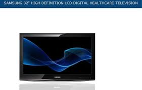 hospital tvs