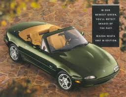green miata