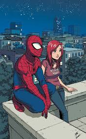 mary jane watson spider man