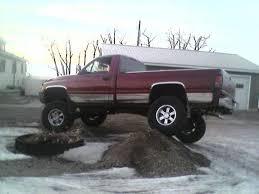 dodge trucks mudding
