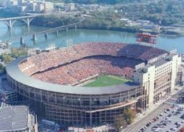 neyland stadium map