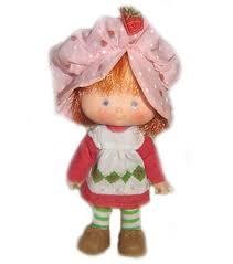 strawberry short cake doll