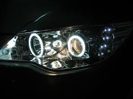 civic headlamp