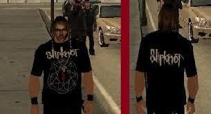 slipknot tshirt