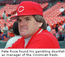 pete rose manager
