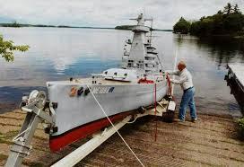 battle ship models