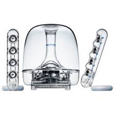 clear computer speakers