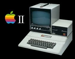 Apple II comparison shot