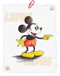 cartoon mickeymouse