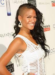 black hair styles 2009
