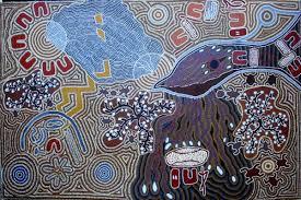 aborigines paintings
