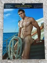 male model calendar