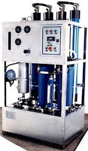 desalinization of water