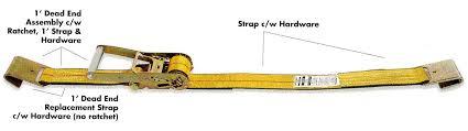 ratcheting strap