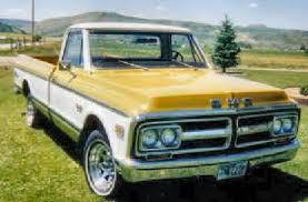 1972 gmc trucks