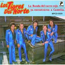Los Tigres Del Norte - La Banda Del Carro Rojo